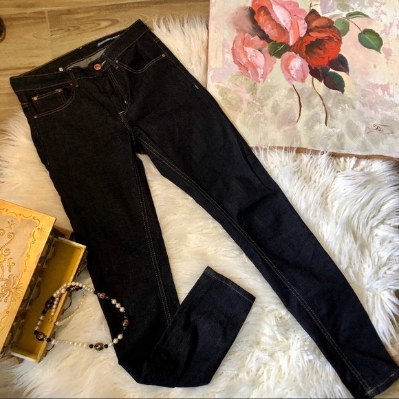 ZARA Medium Rise Slim Fit Skinny legging Jeans